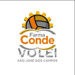 FARMA CONDE VÔLEI - SÃO JOSÉ